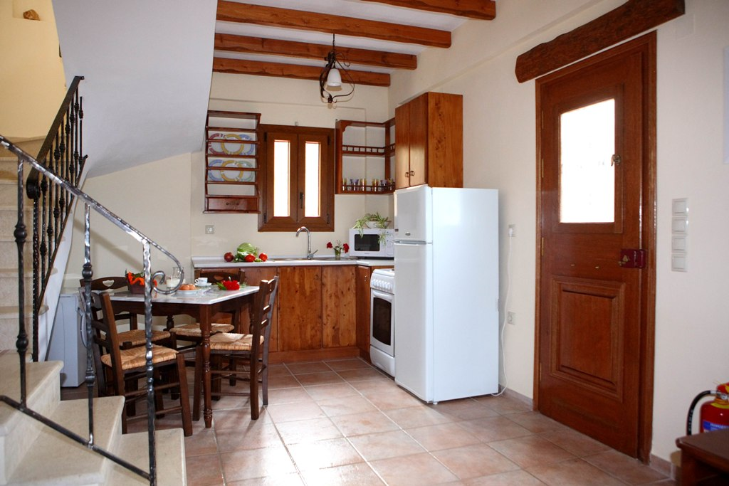 Fully Equipped Kitchen, Villa Kirke